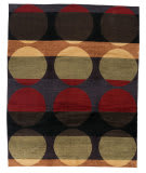 Tufenkian Tibetan Total Eclipse Twilight Area Rug