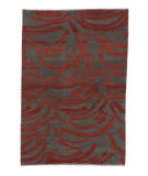 Tufenkian Knotted Red/Brown 5' x 7' Rug