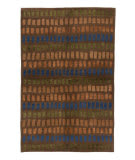 Tufenkian Tibetan Brown 6' x 9' Rug
