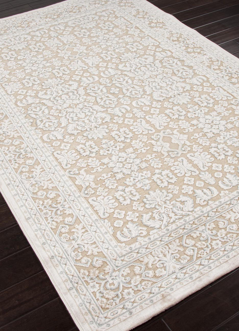 Addison And Banks Machine Made Abr0297 Cream Area Rug 82361