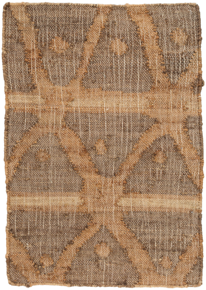Dash And Albert Rumi Da84 Brown Black Area Rug 145814