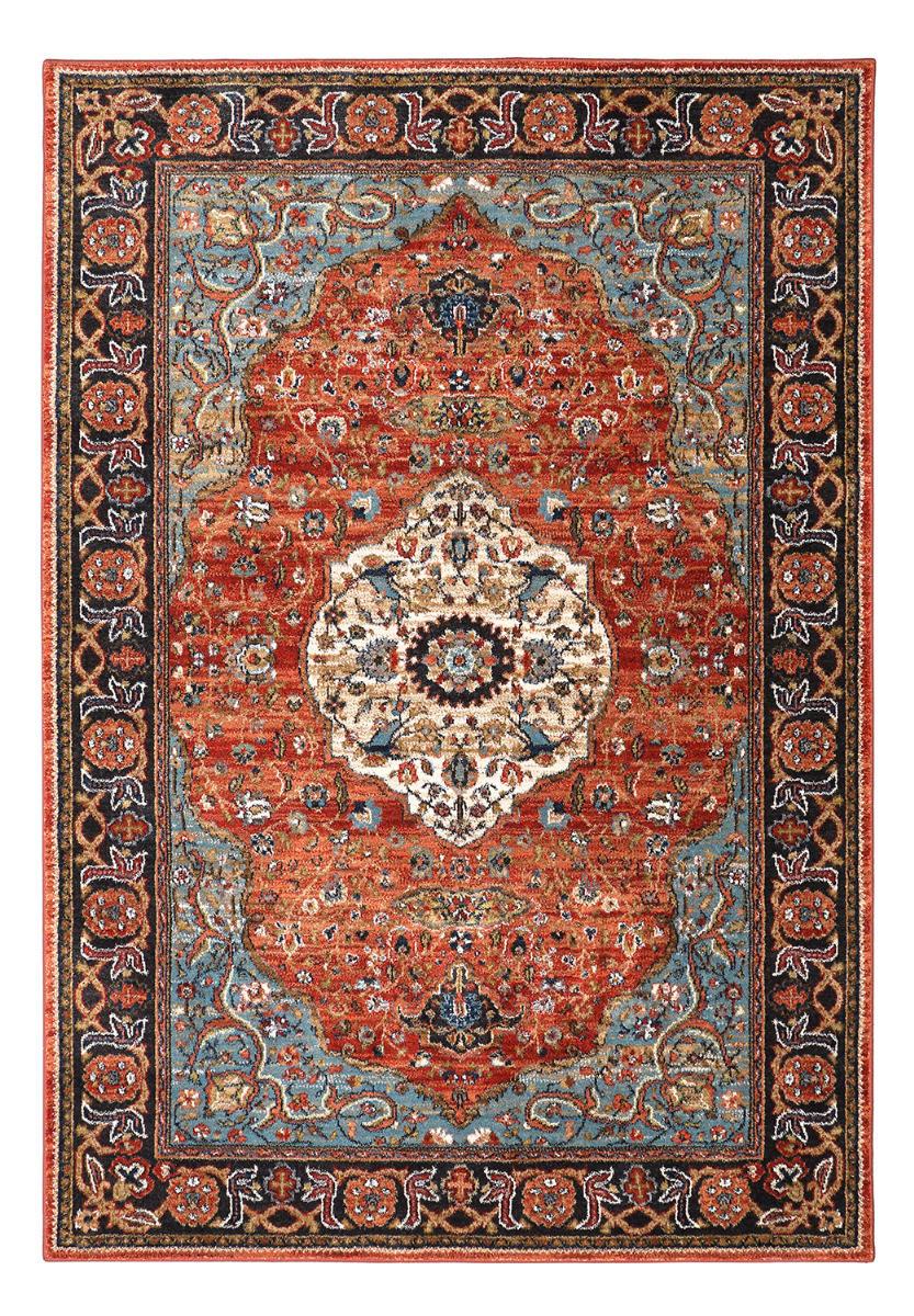 Karastan Spice Market Petra Multi Rug Studio