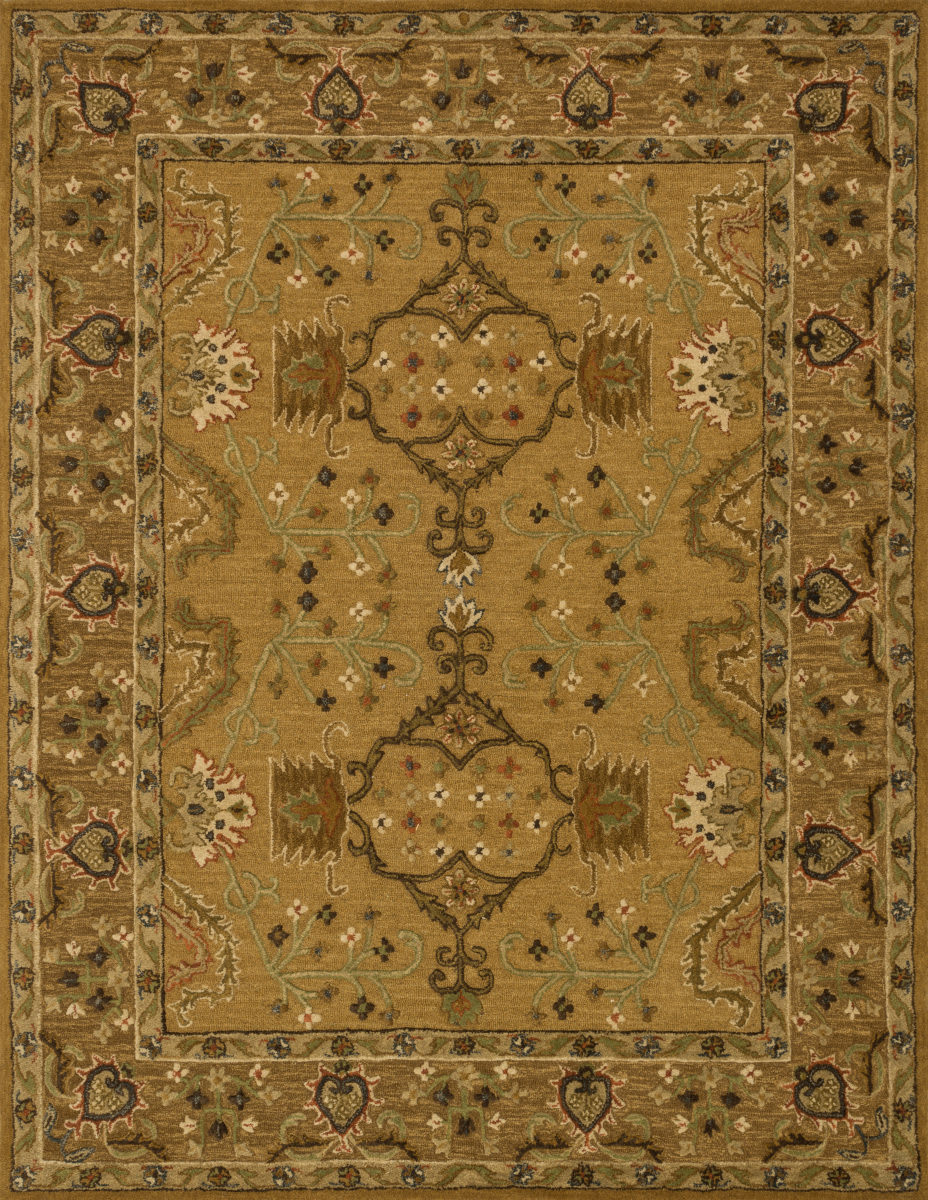 Loloi Walden Wd 05 Gold Brown Area Rug 102694