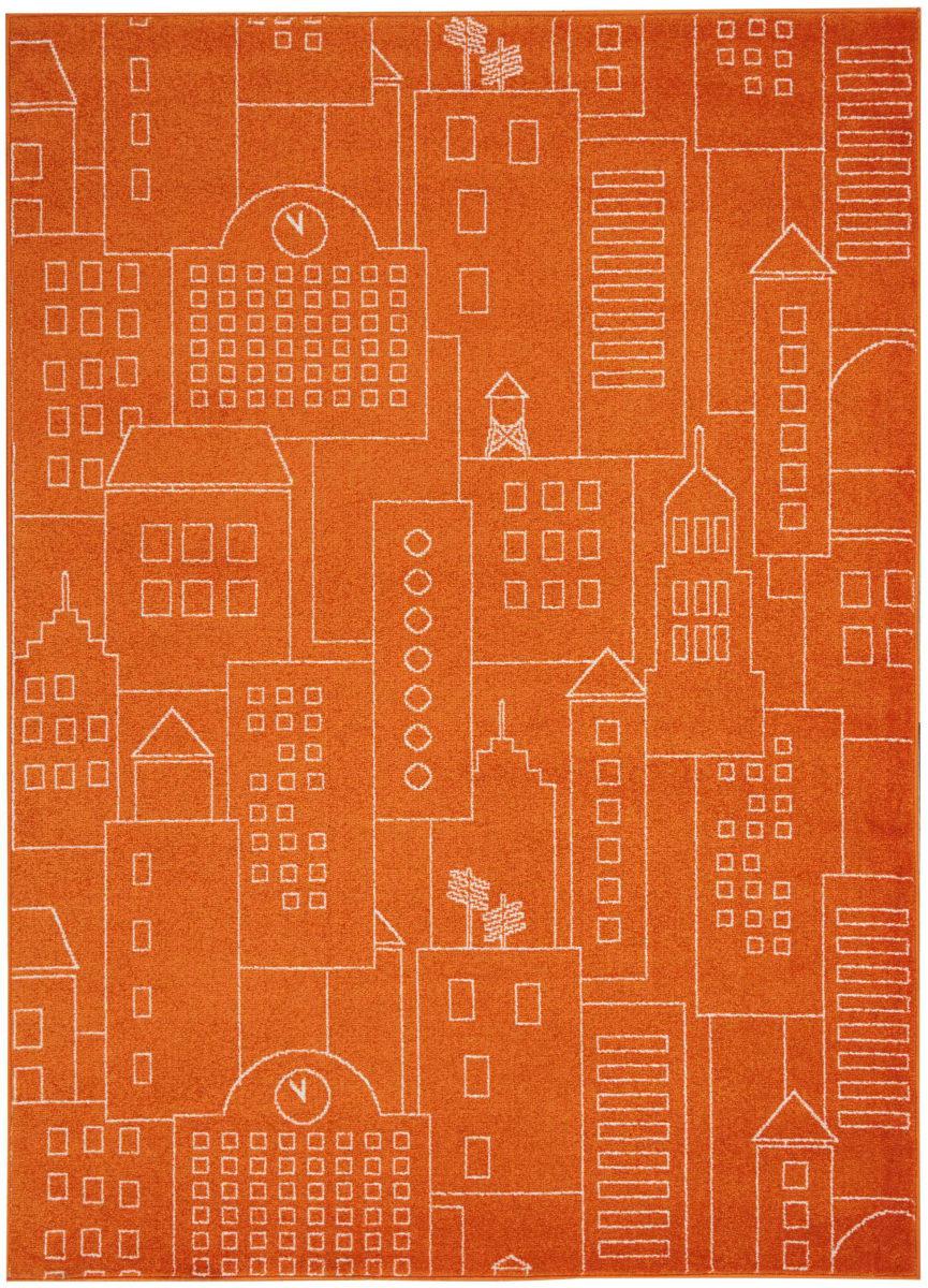 Nourison Dws02 Miles Ds202 Orange Rug Studio
