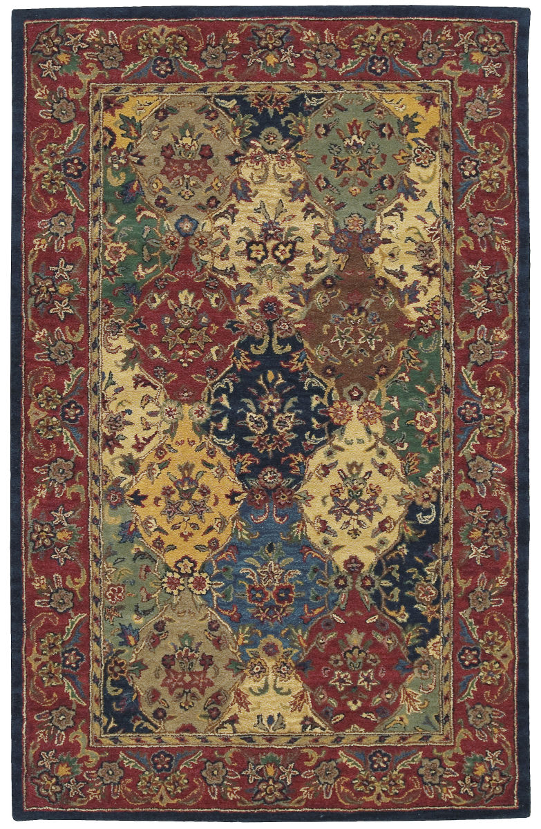 Nourison India House Ih 23 Multi Rug Studio