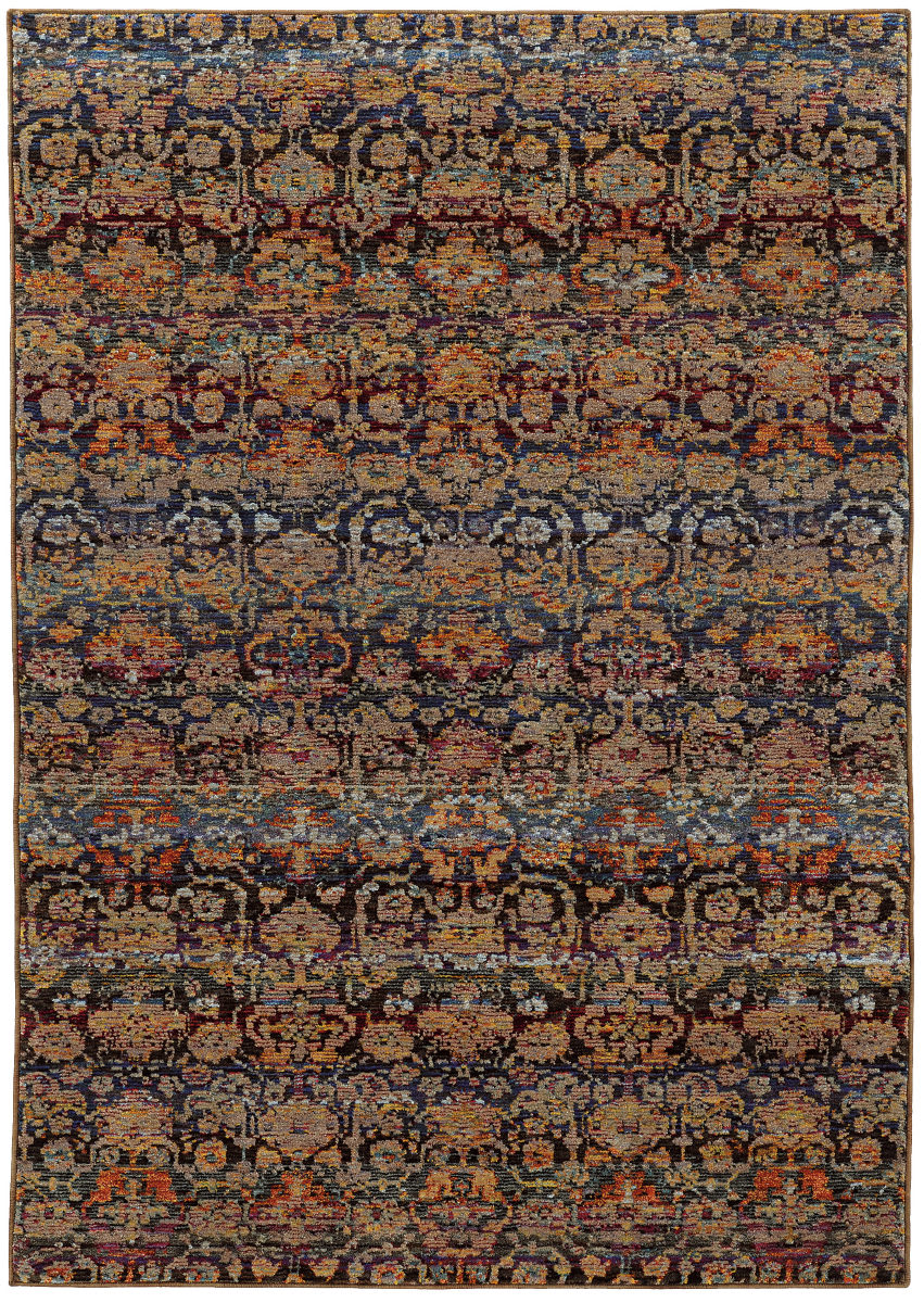 Oriental Weavers Andorra 6836c Multi Rug Studio