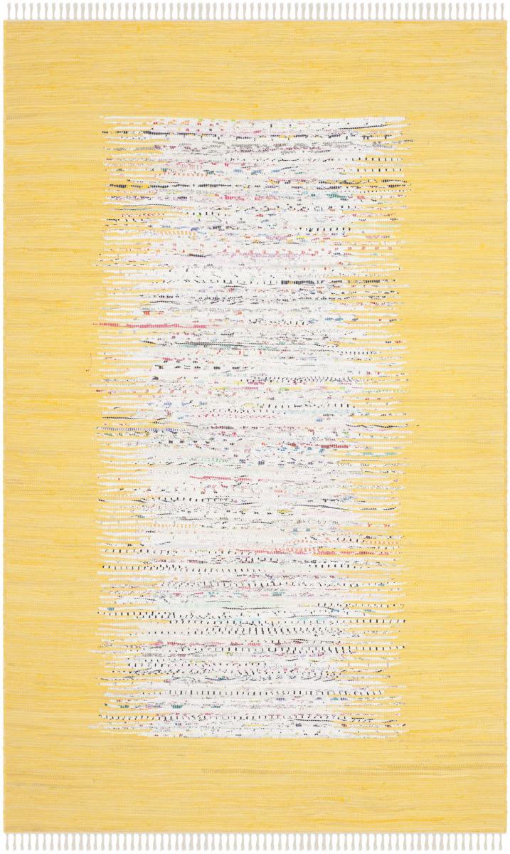 Safavieh Montauk Mtk711q Ivory Yellow Rug Studio