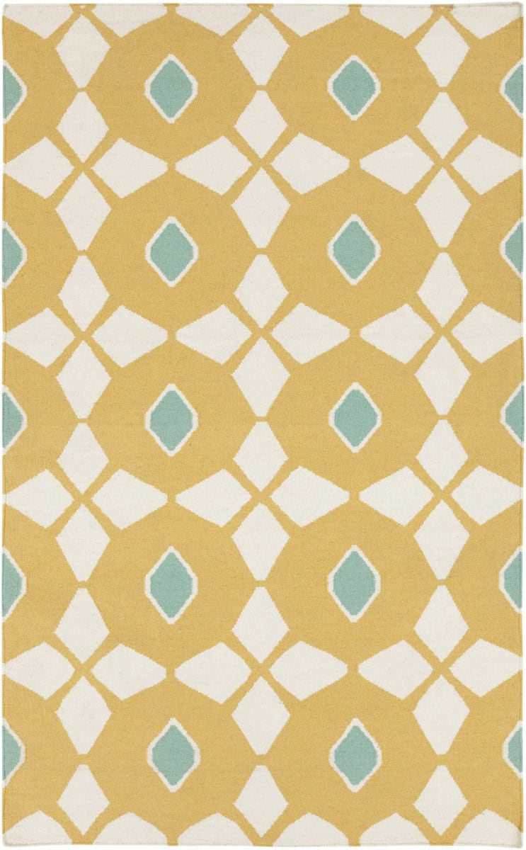 Surya Frontier Ft 369 Old Gold Area Rug Clearance
