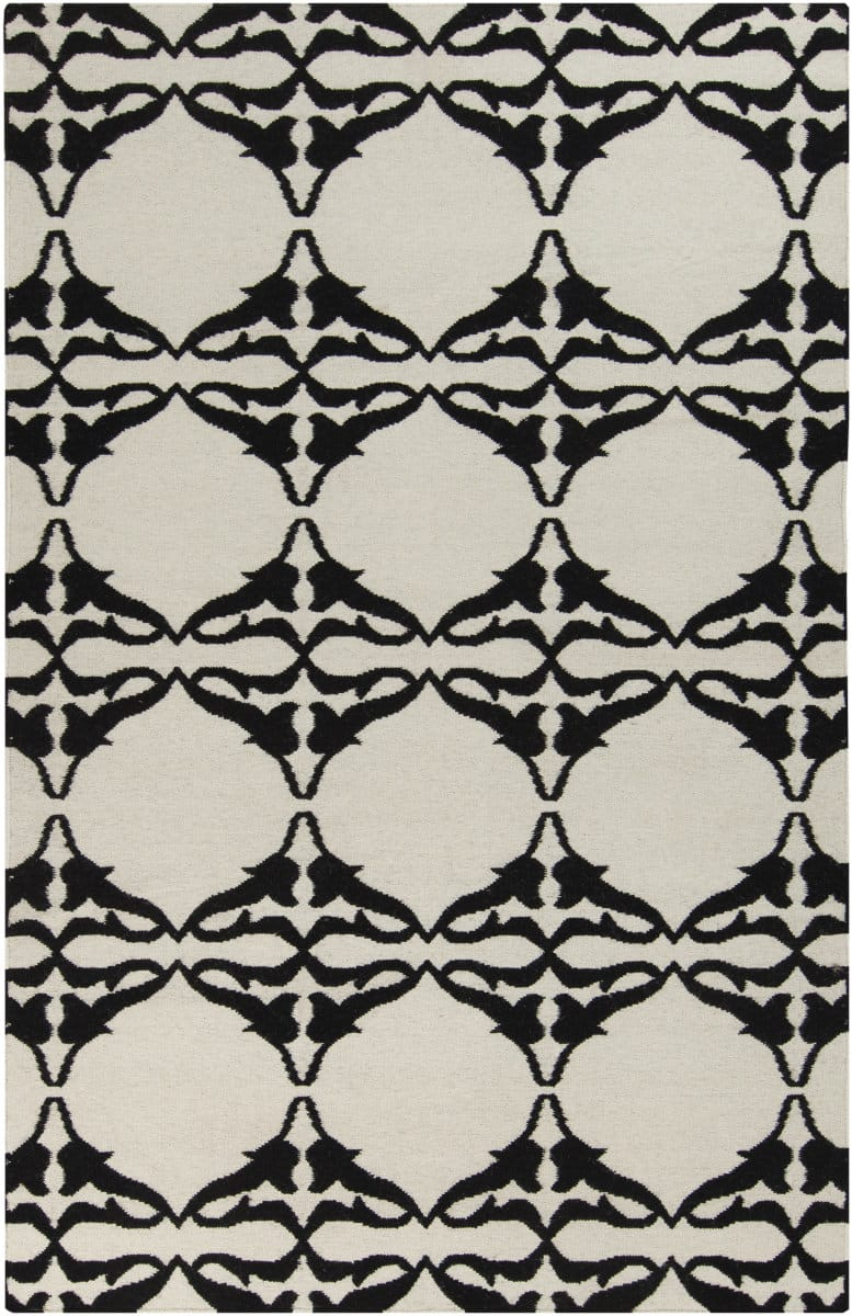 Surya Frontier Ft 466 Jet Black Area Rug Discontinued