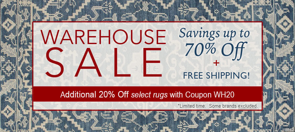Rug Sale Up to 70% Off
