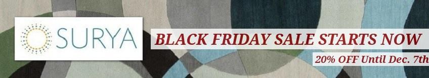Surya Black Friday Sale