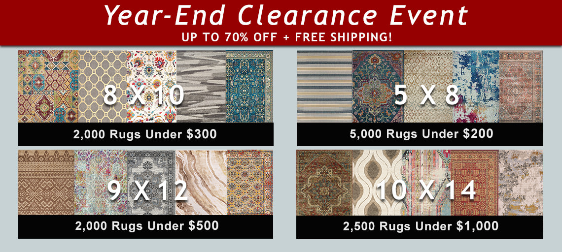 Year End Sale