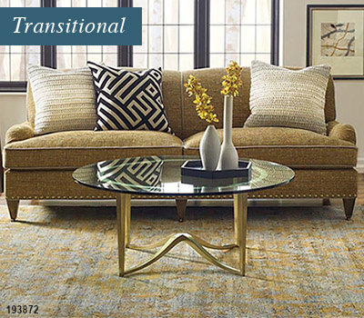 Transitional Style Rugs