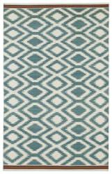 Rugstudio Sample Sale 100305R Turquoise
