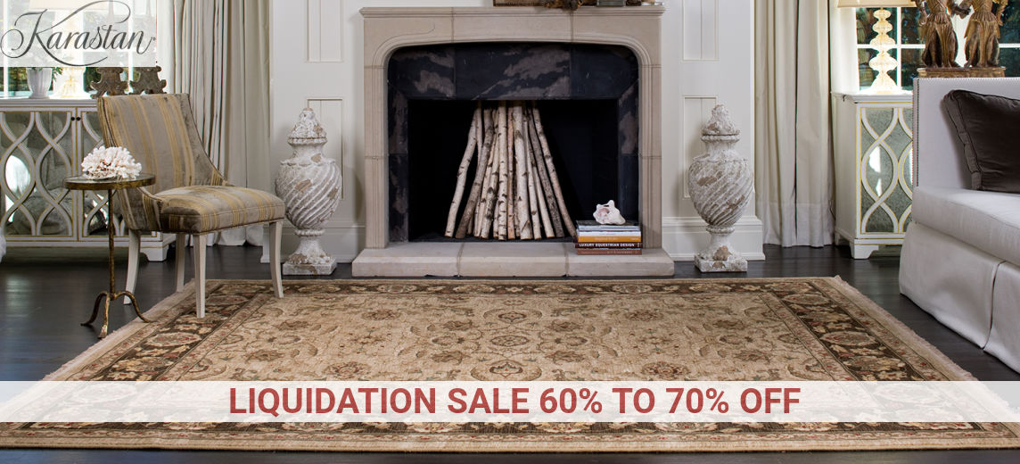 Karastan Rug Sale Liquidation