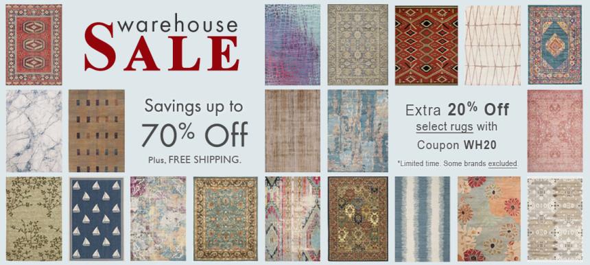 RugStudio Warehouse Sale
