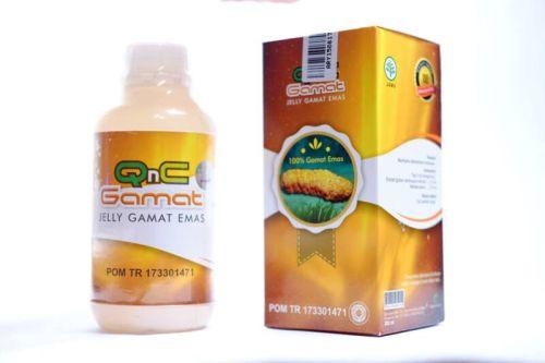 QNC Jelly Gamat Malaysia