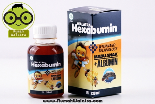 Khasiat Walatra Hexabumin Untuk Anak
