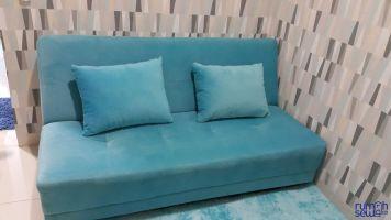 2 Unit Apartemen 1 BR Full Furnished asdira Mansion @ Kemayoran ->