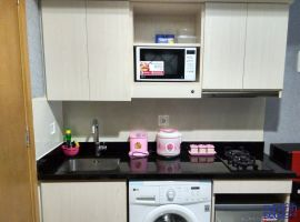 2 Unit Apartemen 1 BR Full Furnished asdira Mansion @ Kemayoran ->