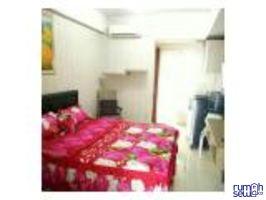 Apartemen Green Lake View Ciputat – Studio 21 m2 Full Furnished Harian dan Mingguan ->