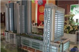 Apartemen Green Central City terletak di kawasan pusat bisnis Jakarta Barat. ->