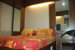 Apartemen Studio Sunter Parkview Lantai 23 ->