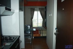 Part of an apartment