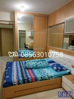 Apartemen Educity Studio Full Furnished Murah Installasi WIFI Tv Cable Siap Huni ->
