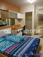 Apartemen Educity Studio Minimalis Full Furnished Stanford WIFI Tv Cable Murah  ->