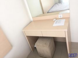 Apartment for Rent - Semi Furnished - Woodland Park Residence Jakarta Selatan ->