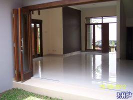 rumah tinggal di komplek Taman Palagan Asri 3 Yogyakarta dg keamanan 24 jam  ->