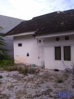 Dikontrakan Sebuah Rumah Hunian Keluarga Di Vila Gardena 4 Km.10 Palembang. Bebas Banjir. Strategis. -> Belakang Rumah