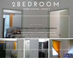East Coast residence 2 Bedroom ->