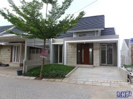 Sewa rumah di greenland sendang residence ->