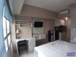 Disewakan Apartement The Springlake , Summarecon Bekasi , Type Studio Tower Ellodia Kondisi : FULL FURNISH & ELEKTRONIK ->