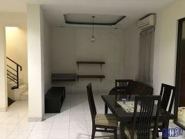 BSD City Foresta - Cluster Albera - Tangerang Selatan -> ruang keluarga dan tangga Lt 2