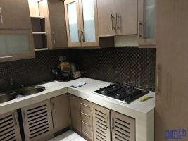 BSD City Foresta - Cluster Albera - Tangerang Selatan -> dapur