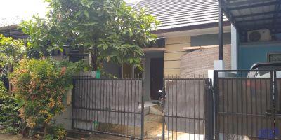Disewakan Rumah Daerah Tambun Selatan Bekasi -> Tampak depan
