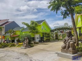 Hanya 500 ribu Sewa Satu Rumah Dekat Wisata Batu Malang ->