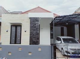 Rumah minimalis denpasar -> tampak depan
