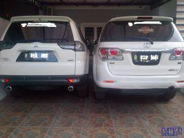 Disewakan Rumah di Kreo Komplek Mutiara Elok -> Car Port
