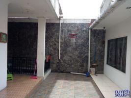 Disewakan Rumah di Kreo Komplek Mutiara Elok -> Ruang Terbuka Belakang