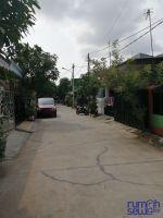 RUMAH STRATEGIS 2 KAMAR TIDUR DI BEKASI -> Suasana jalan di depan rumah