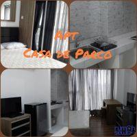 Disewakan Apartemen Casa De Parco BSD City dengan View Pool ->