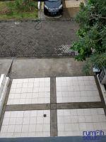 Rumah Serpong Jaya Cluster The Spring. -> Car Port