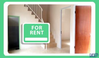 Rumah baru 2 lantai untuk huni atau usaha/kantor -> Ruang Keluarga
