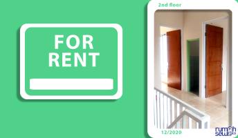 Rumah baru 2 lantai untuk huni atau usaha/kantor -> Lantai 2
