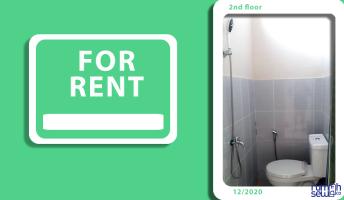 Rumah baru 2 lantai untuk huni atau usaha/kantor -> Toilet