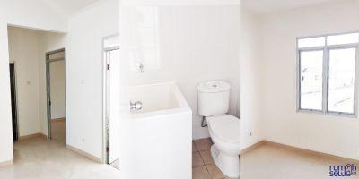 Disewakan Rumah di Citra Maja Raya - Cluster Gaharu Tipe RE Hook -> Ruang Keluarga, Toilet, Kamar Utama